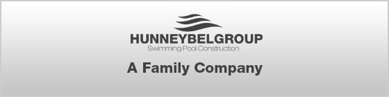 Hunneybel Group - Swimming Pool Construction Company.